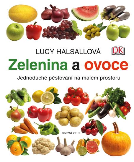 Kniha Zelenina a ovoce  6869680a60