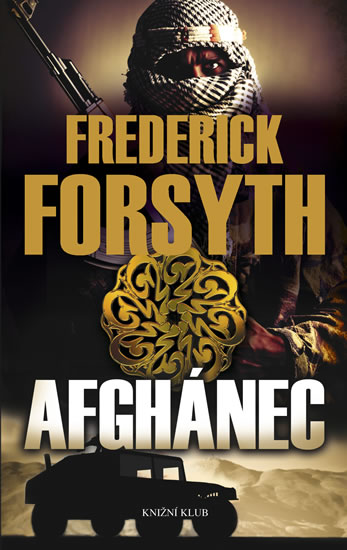 Afghánec - Forsyth Frederick