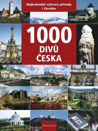 1000 DIVŮ ČESKA - 2. VYDÁNÍ