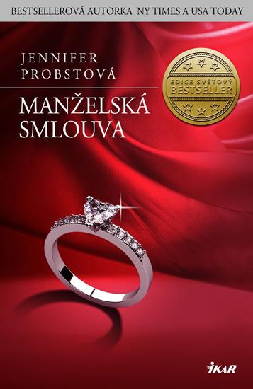 Probstová Jennifer - Manželská smlouva