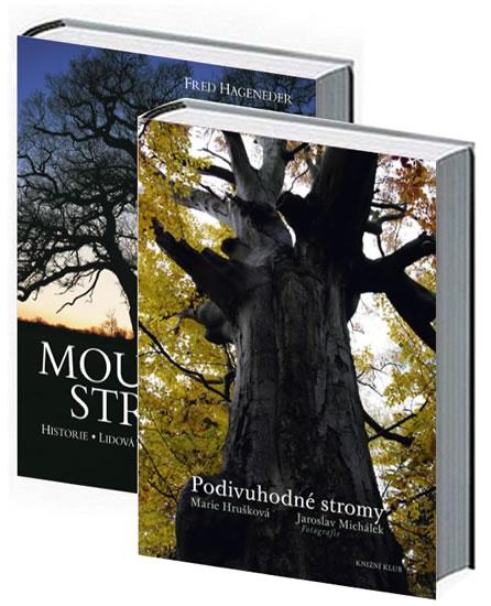Komplet Moudrost stromů - 2. vydání + Podivuhodné stromy