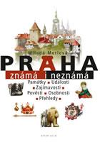 Detail titulu Praha známá i neznámá