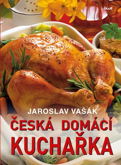 ČESKÁ DOMÁCÍ KUCHAŘKA - 3. VYDÁNÍ