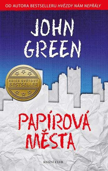 John Green - Papírová města