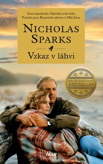 Sparks Nicholas - Vzkaz v láhvi