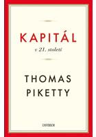 Detail titulu Kapitál v 21. století