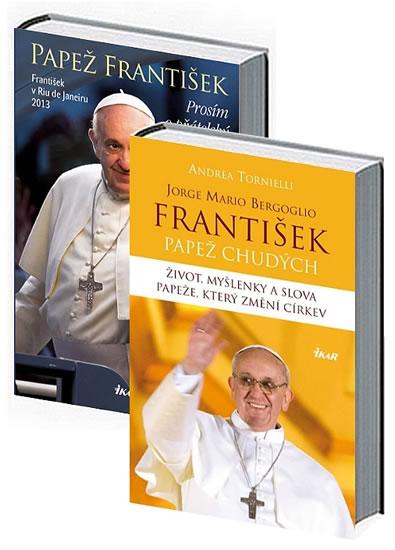 Komplet František – Papež chudých + Prosím o přátelský dialog