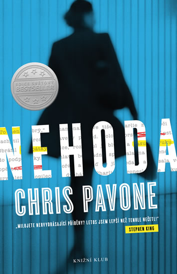 Chris Pavone - Nehoda