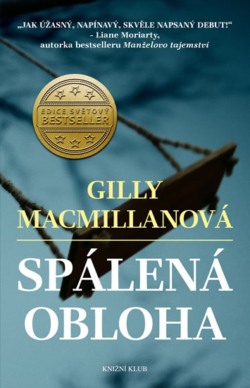 Gilly Macmillanová - Spálená obloha