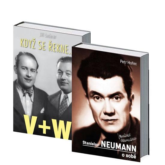 Komplet Když se řekne… V+W + Stanislav Neumann o sobě