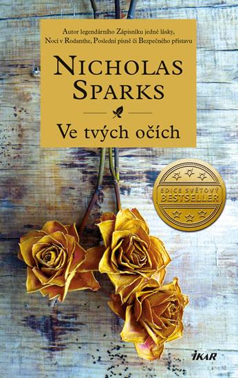 Nicholas Sparks - Ve tvých očích