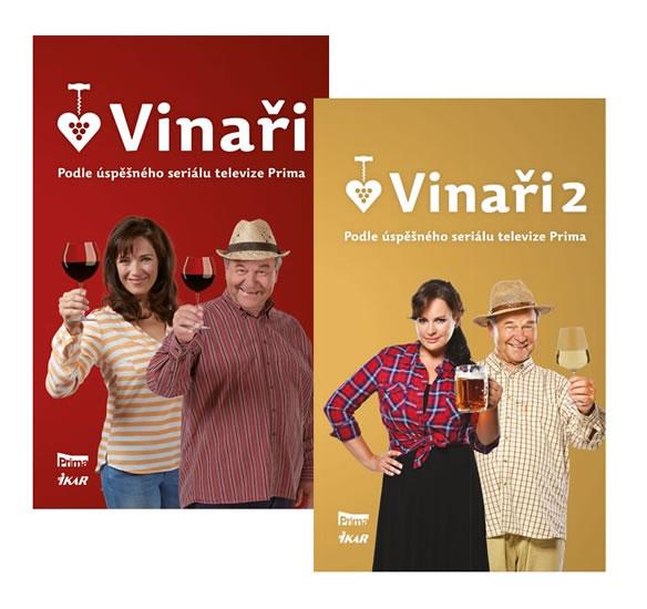 Komplet Vinaři II + Vinaři I