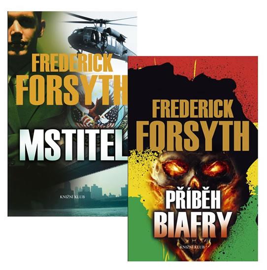 Komplet Forsyth: Mstitel + Příběh Biafry