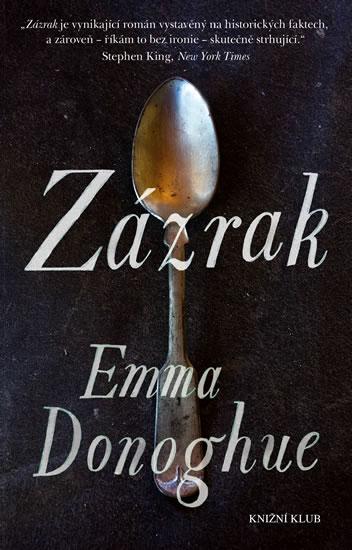 Kniha Pokoj (Emma Donoghue)