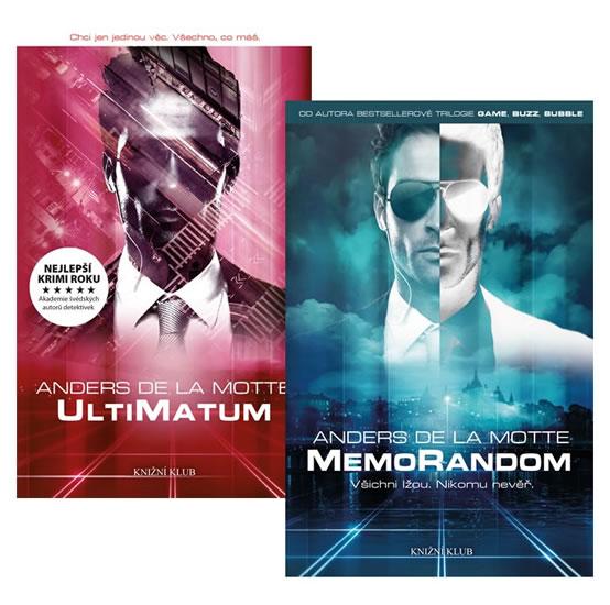 Komplet MemoRandom + UltiMatum