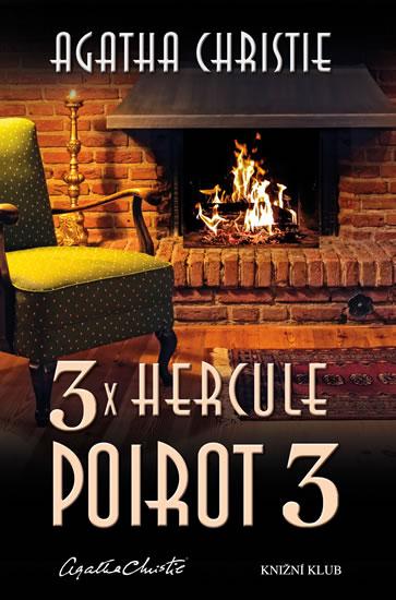 3x Hercule Poirot 3 - Christie Agatha