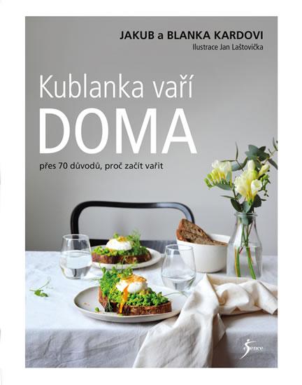 Výsledek obrázku pro kublanka vaří doma kniha