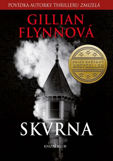 Flynnová Gillian - Skvrna