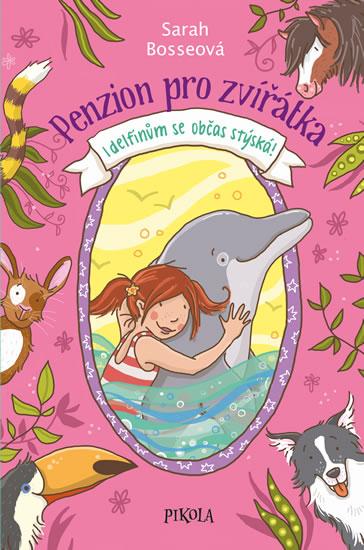 Penzion pro zvířátka 2: I delfínům se občas stýská!