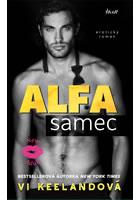 Detail titulu Alfa samec - erotický román