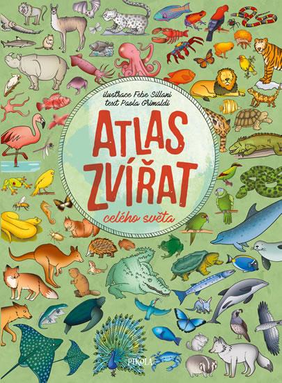 Atlas zvířat celého světa