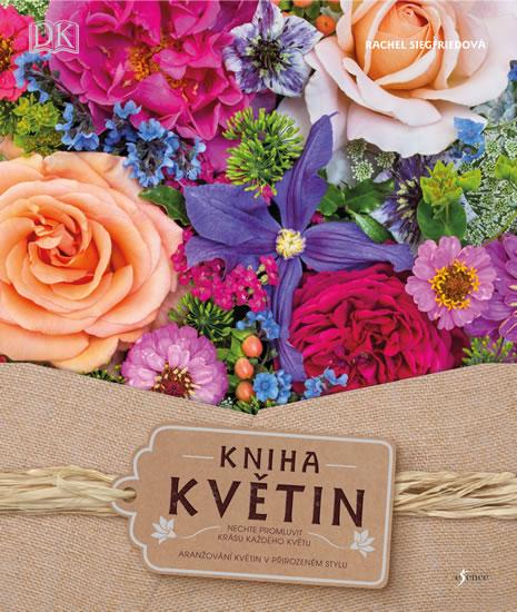 02a419f65ebd Kniha Kniha květin - Rachel Siegfriedová