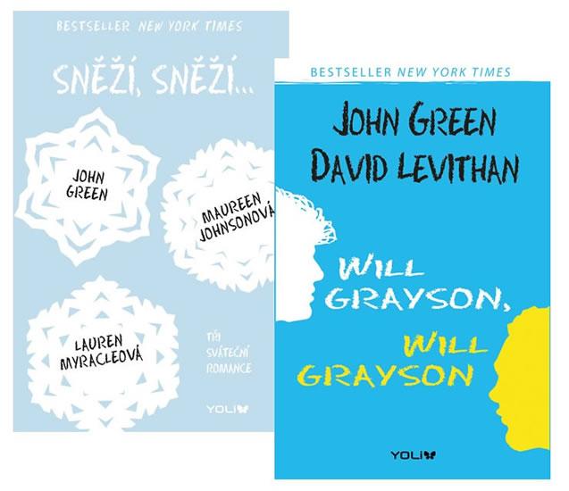 Komplet (2) Sněží, sněží..+Will Grayson…