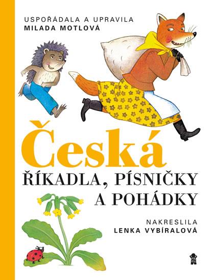 ČESKÁ ŘÍKADLA, PÍSNIČKY A POHÁDKY-3.VYD.