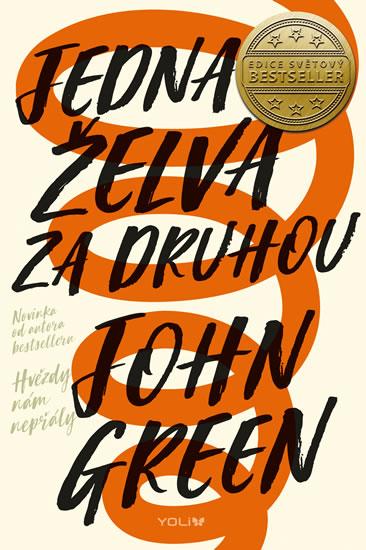 John Green - Jedna želva za druhou