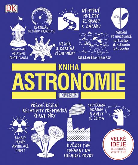 KNIHA ASTRONOMIE