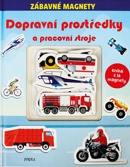 Dopravní prostředky a pracovní stroje