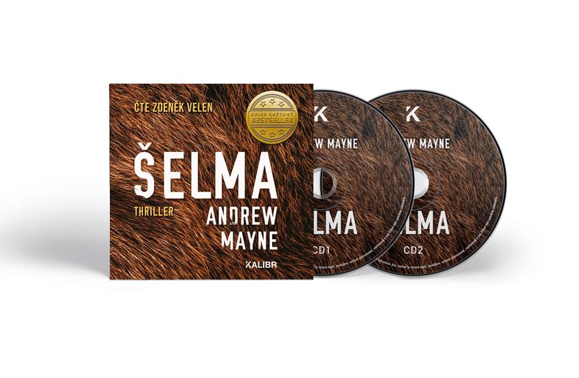 Šelma - audioknihovna
