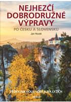Detail titulu Nejhezčí dobrodružné výpravy po Česku a Slovensku