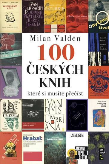 100 ČESKÝCH KNIH