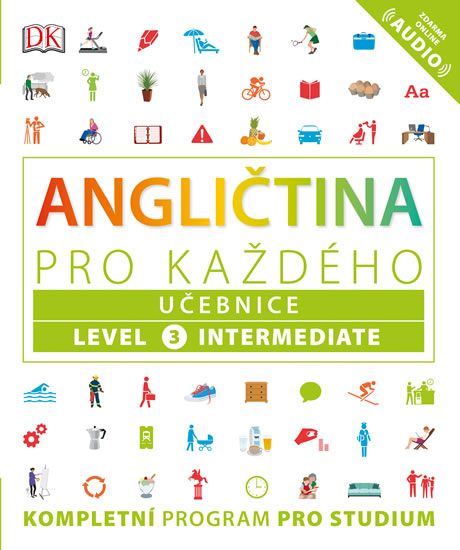 Angličtina pro každého, učebnice, úroveň 3, Intermediate