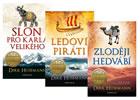 Detail titulu Komplet Slon pro Karla Velikého + Zloději hedvábí + Ledoví piráti