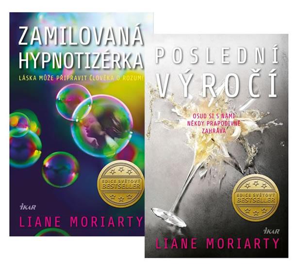 Komplet Zamilovaná hypnotizérka + Poslední výročí