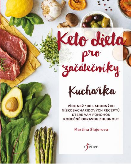 Ketodieta pro začátečníky - kuchařka