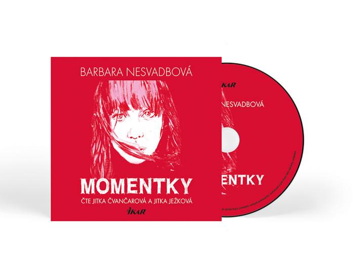 Momentky - audioknihovna