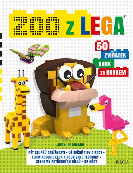 Zoo z lega: 50 zvířátek krok za krokem