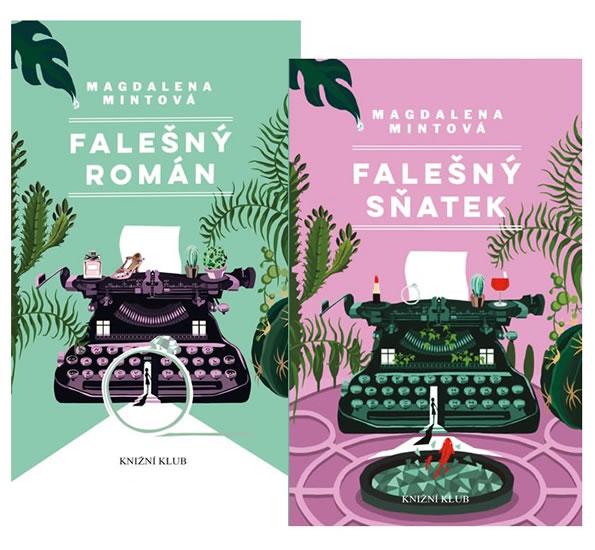Komplet Falešný román + Falešný sňatek