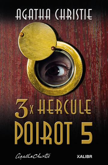 3x Hercule Poirot 5