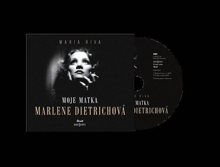 Moje matka Marlene Dietrichová - audioknihovna