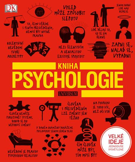 KNIHA PSYCHOLOGIE - 2. VYDÁNÍ