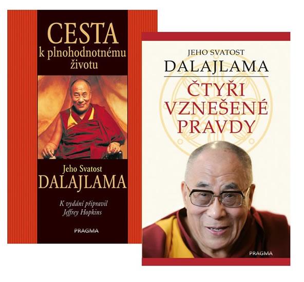 Komplet Čtyři vznešené pravdy + Cesta k plnohodnotnému životu