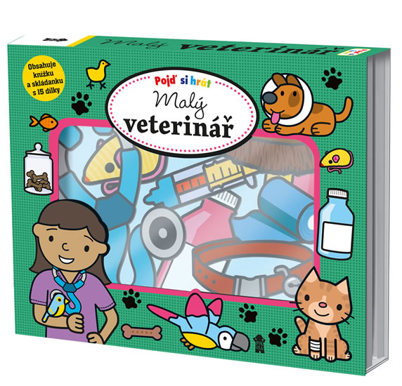 Pojď si hrát: Malý veterinář