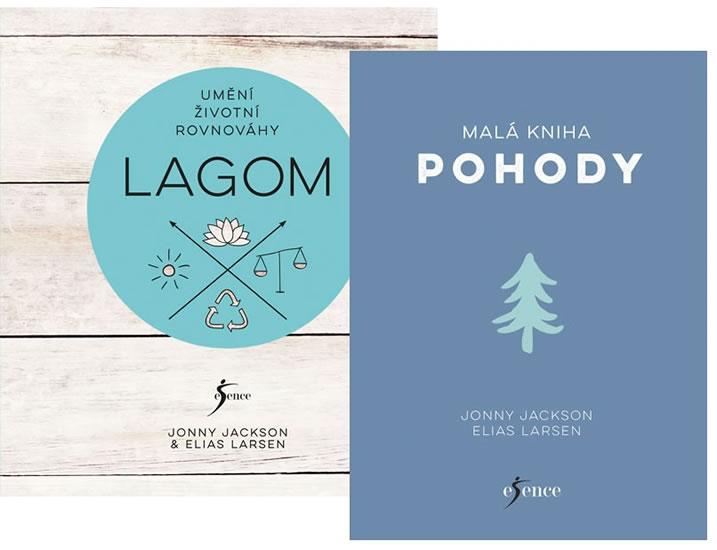 Komplet Lagom - Umění životní rovnováhy + Malá kniha pohody
