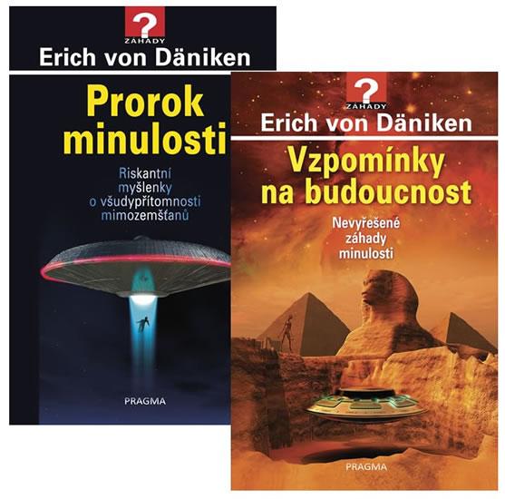 Komplet Prorok minulosti + Vzpomínky na budoucnost