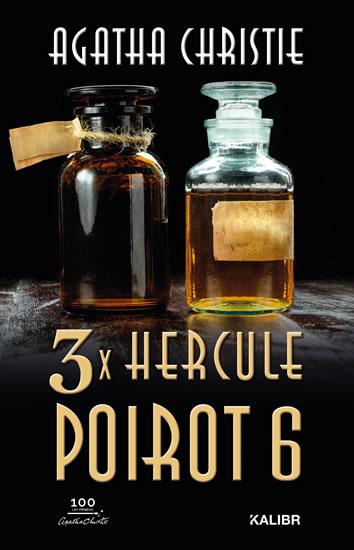 3X HERKULE POIROT 6