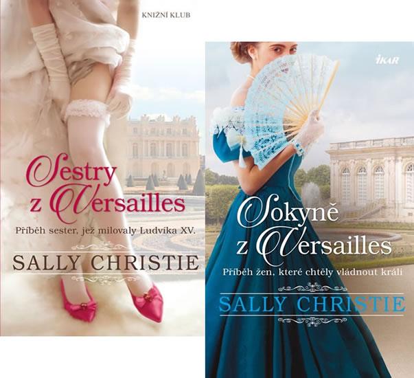 Komplet Sestry z Versailles + Sokyně z Versailles